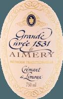 Preview: Aimery Grande Cuvée 1531 Rosé Crémant Brut - Sieur d'Arques