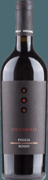 Luccarelli Rosso Puglia 2020 - Farnese Vini