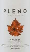 Preview: Pleno Tempranillo Navarra DO 2019 - Bodegas Agronavarra