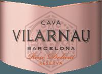 Preview: Cava Brut Reserva Rosado - Vilarnau