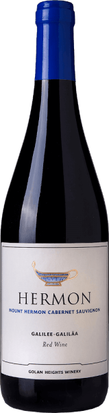 Mount Hermon Cabernet Sauvignon 2020 - Golan Heights Winery