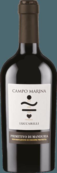 Campo Marina Primitivo di Manduria DOP 2019 - Luccarelli
