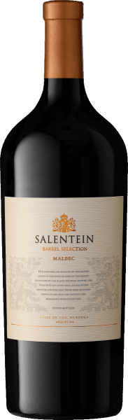 Barrel Selection Malbec 3,0 l Doppelmagnum 2018 - Bodegas Salentein