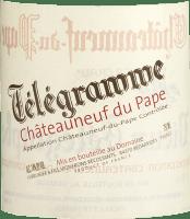 Preview: Télégramme Châteauneuf-du-Pape AOC 2018 - Vignobles Brunier