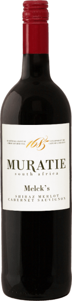 Melck's Blended Red 2017 - Muratie Estate