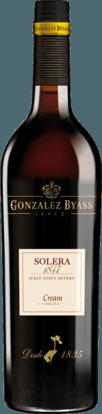 Solera 1847 Cream - Gonzalez Byass