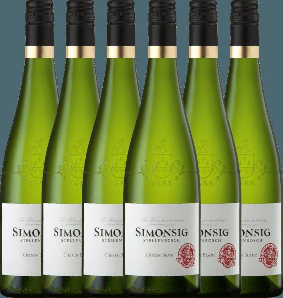 6er Vorteils-Weinpaket - Chenin Blanc 2020 - Simonsig