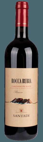 Rocca Rubia Riserva Carignano del Sulcis DOC 2018 - Santadi