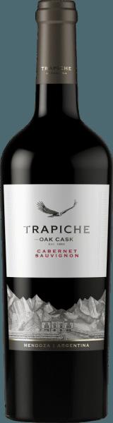 Oak Cask Cabernet Sauvignon 2019 - Bodegas Trapiche