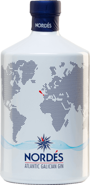 Atlantic Galician Gin - Nordés