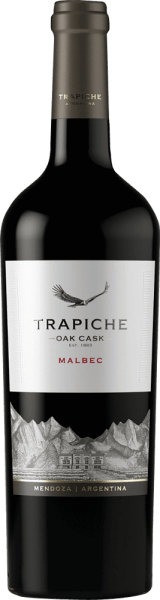 Oak Cask Malbec 2019 - Bodegas Trapiche