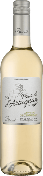 Fleur de d'Artagnan Colombard Sauvignon IGP 2020 - Plaimont