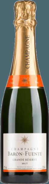 Grande Réserve Brut 0,375 l - Champagne Baron-Fuenté
