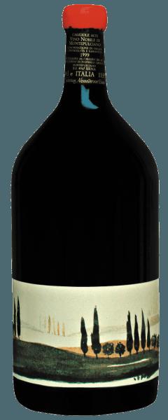 Il Caggiole Alte Vino Nobile di Montepulciano DOCG 3,0 l Doppelmagnum in OHK 2013 - Poliziano