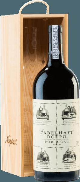Fabelhaft Tinto 3,0 l Doppelmagnum in Holzkiste 2018 - Niepoort