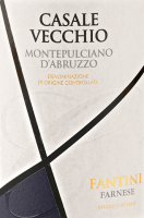 Preview: Casale Vecchio Montepulciano d'Abruzzo DOC 2017 - Farnese Vini