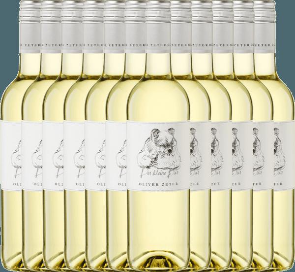 12er Vorteils-Weinpaket - Der kleine Bär Weiss 2020 - Oliver Zeter