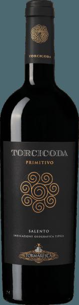 Torcicoda Primitivo Salento IGT 2018 - Tormaresca