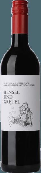 Hensel und Gretel Rotwein trocken 2018 - Hensel und Schneider