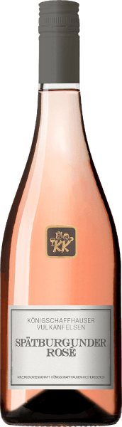 Vulkanfelsen Spätburgunder Rosé 2020 - Königschaffhausen-Kiechlinsbergen