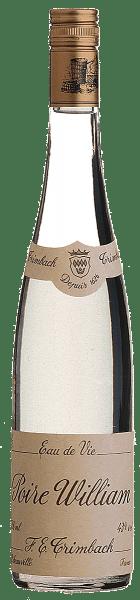 """Oprindeligt skabte engelskmanden John Stair den mest aromatiske af alle pærebrandy. Englænderne foretrak imidlertid navnet """"Williams 'bon chrétien"""", som en frugtbonde havde givet hende. Pæren, som blev destilleret, når den var moden, imponerer med sin særligt intense frugtagtighed og et fint strejf af vanilje."""