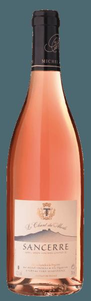 Sancerre Rosé AOC af Domaine Michel Thomas fra Sancerre i Frankrig viser en lys lakserød i glasset og en fin duft af hindbær og granatæble. På ganen er denne rosévin fyldig, frugtagtig, delikat krydret og med en behagelig syre. Saftig finish. Vinificering af Sancerre Rosé fra Domaine Michel Thomas Vinmarkerne i Domaine Thomas strækker sig over de tre kommuner Sury-en-Vaux, Verdigny og Saint Satur. Pinot Noir dyrkes til rødvin og rosévin. Terroiren er kendetegnet ved tre forskellige jordtyper - kalksten, sten og ildjord - som giver denne Sancerre Rosé sin karakter. Madparring til Sancerre Rosé af Domaine Michel Thomas Nyd denne udtryksfulde franske rosé med sommersalater, gryderetter eller gedeost.