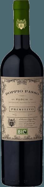 Doppio Passo Bio Primitivo Puglia IGT 2020 - CVCB