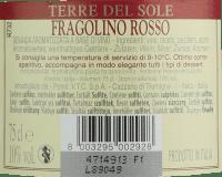 Preview: Fragolino Rosso - Terre del Sole