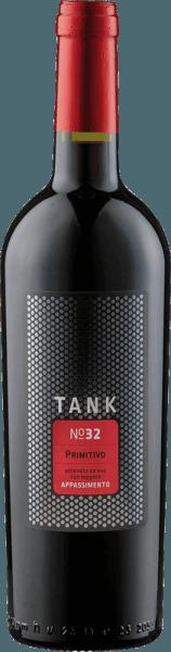 TANK No 32 Primitivo Appassimento 2020 - Cantine Minini