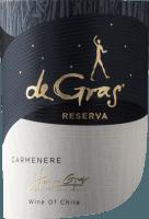 Preview: De Gras Reserva Carmenère 2019 - Viña Montgras