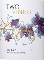 Preview: Two Vines Merlot 2017 - Columbia Crest