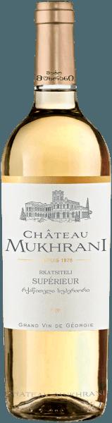 Rkatsiteli Supérieur 2016 - Château Mukhrani