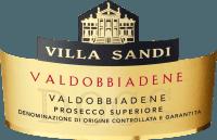 Preview: Prosecco Superiore Valdobbiadene Spumante Extra Dry DOCG 3,0 l Doppelmagnum - Villa Sandi