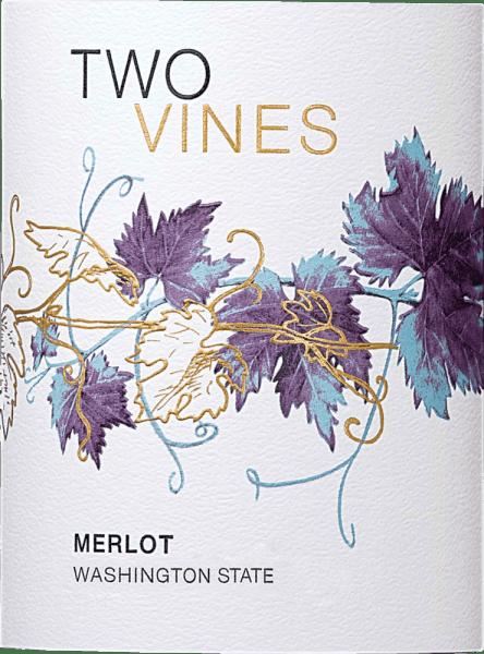 The Two Vines Merlot fra Columbia Crest fra vinregionen Washington State er en vidunderlig, fløjlsagtig rødvin. I glasset af denne vin skinner en varm kirsebærrød med lilla højdepunkter i glasset. Den forførende buket afslører intense aromaer af saftig bærfrugt - især hindbær og brombær skiller sig ud - understreget af fine noter af ristede nuancer og egetræ. På ganen præsenterer denne vin oprindeligt sig med en frugtagtig og blid bæraroma. I det videre kursus tilsættes krydrede noter, kaffe og mørk chokolade. Kroppen er vidunderligt fløjlsagtig og meget afbalanceret. Finalen har en dejlig længde. Vinificering af Columbia Crest Two Vines Merlot Efter at Merlot-druerne er høstet i Columbia Valley, destrueres druerne og formales omhyggeligt i vinkælderen Columbia Crest. Den resulterende mos gæres derefter i rustfri ståltanke i 7 til 10 dage og pumpes omkring to gange om dagen. Dette ekstraherer yderligere farvepigmenter og aromaer fra bærskindene. Når gæringen er afsluttet, lagres denne vin på franske og amerikanske egetønder i 12 måneder. Fødevareanbefaling til Merlot Columbia Crest Two Vines Nyd denne tørre rødvin fra USA med stegt lam med solide tilbehør, oksegulash med båndnudler eller med pastaretter i en krydret sauce.